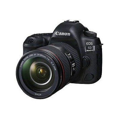 Canon EOS 5D Mark IV(WG)【EF24−105L IS II USM レンズキット】 EOS5DMK424105IS2LK(送料無料)