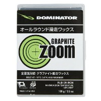 DOMINATOR ZOOM GRAPHITE ズームグラファイト 100g (Men's、Lady's)