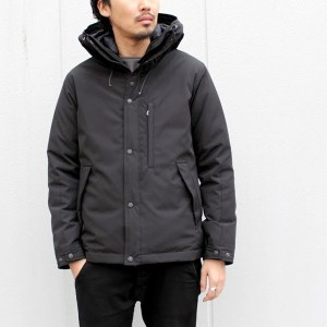 【MR.OLIVE:ミスターオリーブ】M-6374WATER PROOF T/C HIDENSITY SHELLMOUNTAIN PARKA SHORT DOWN JACKET[W/P T...