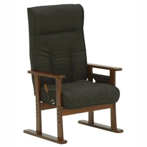 FLOOR CHAIR LZ-4591BK 高座椅子 hag-4858666s1/北欧/送料無料/クーポン/プレゼント/通販/後払い/新生活/オススメ/%off/ジェンコ/【RCP】/北欧/モダン...