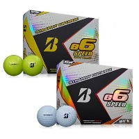 Bridgestone e6 SPEED Straight Distance Golf Balls【ゴルフ ボール】