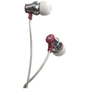 BRAINWAVZ カナル型イヤホン IEM Noise Isolating Earphones (シルバー) DELTA SILVER 1.3mコード[DELTASILVER]