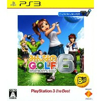 【中古】みんなのGOLF6 PlayStation3 the Best