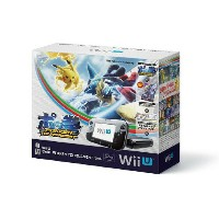 【中古】Wii U ポッ拳 POKKEN TOURNAMENT セット