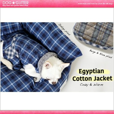 ルイスドッグ LouisDog Egyptian Cotton Jacket【RCP】