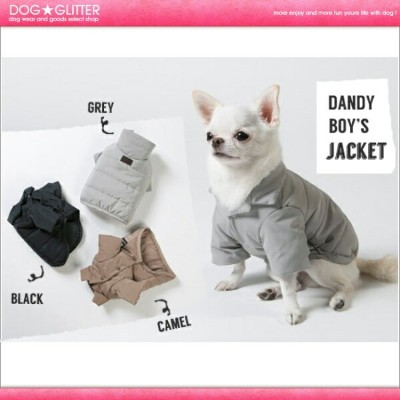 ルイスドッグ LouisDog Padded Jacket【RCP】