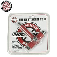 【INDEPENDENT】Best Skate Tool Standard(RED)(インディペンデント INDY スケートツール 工具)16f(SKATEBOARD スケートボード スケボー)/