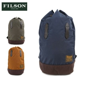 【FILSON/フィルソン】 バックパック SMALL PACK 70413 【カバン】日本正規品 お買い得!【即日発送】