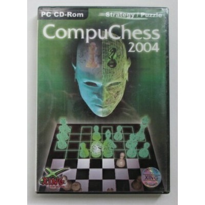PC Compu Chess 2004 (輸入版)