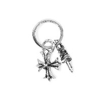 CHROME HEARTS CH PLUS KEY RING クロムハーツ キーリング CHプラス