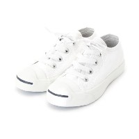 【Dessin(Kids) (デッサン)】CONVERSE kids JACK PURCELLキッズ シューズ|スニーカー グレー