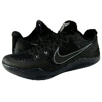 "Nike Kobe XI 11 Low ""Dark Night"" メンズ Black/Cool Grey ナイキ コービー バッシュ"