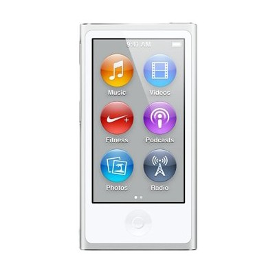 Apple iPod nano 16GB シルバー MD480J/A