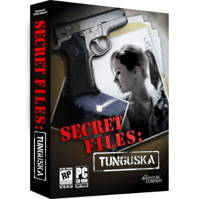 The Secret Files: Tunguska (輸入版)