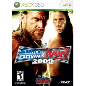 Wwe Smackdown Vs Raw 09-Nla
