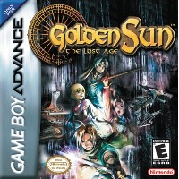 Golden Sun: The Lost Age (輸入版:北米)