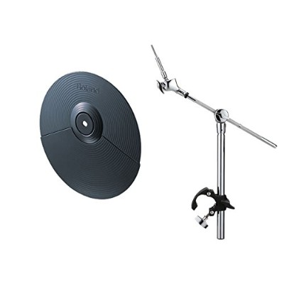 Roland(ローランド) Dual-Trigger Cymbal Pad CY-5 + Cymbal Mount MDY-12 セット