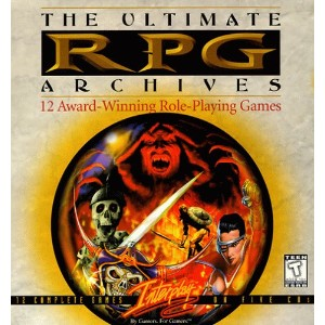 Ultimate RPG Archives (輸入版)
