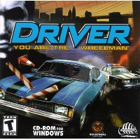 Driver (Jewel Case) (輸入版)