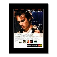 JEFF BUCKLEY - Grace - 10th Anniversary Mini Poster - 28.5x21cm