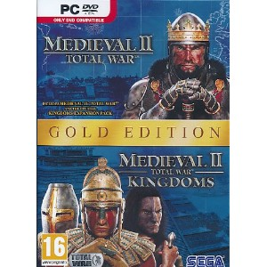 Medieval 2 Total War:Gold Edition (PC) (輸入版)