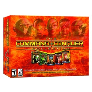 COMMAND AND CONQUER COLLECTION (輸入版)