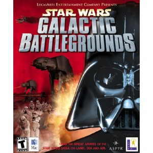 Star Wars: Galactic Battlegrounds (Mac) (輸入版)