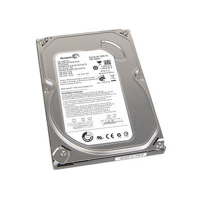Seagate 3.5インチ内蔵HDD 500GB 7200rpm S-ATAII 16MB ST3500418AS