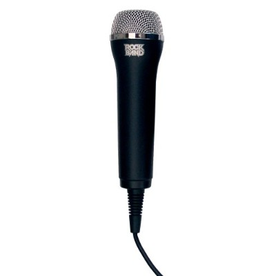 Rock Band Microphone for Wii/Xbox 360/PS3 (輸入版)