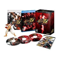 Street Fighter IV Collector's Edition (輸入版) - PS3