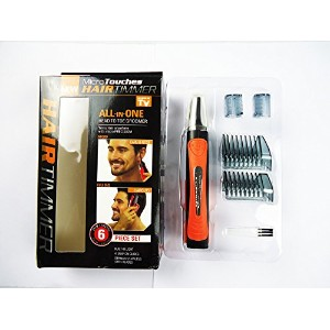 Micro Touches HAIR TRIMMER (マイクロタッチスイッチブレード)