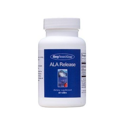アルファリポイック酸 (ALA Release Sustained-Released Lipoic Complex 60 Tablets) [海外直送品]