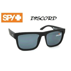 ★SPY★スパイ★DISCORD★MATTE BLACK-GREY★サングラス