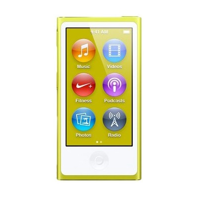 Apple iPod nano 16GB イエロー MD476J/A