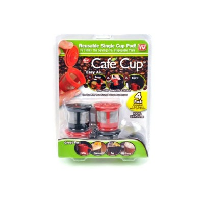 Caf? Cup【キューリグ用 Caf? Cup カフェカップ】【並行輸入品】