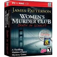 James Patterson Women's Murder Club: Death in Scarlet (輸入版)