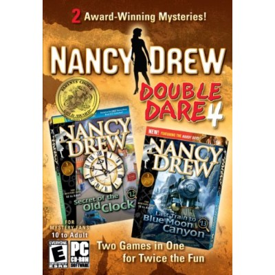 Nancy Drew Double Dare 4 (輸入版)