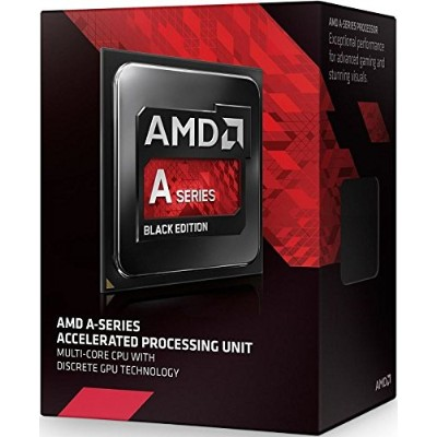 AMD A-series AMD A10 7700K Black Edition AD770KXBJABOX
