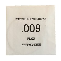 FERNANDES / Electric or Acoustic Plain .009 GS-009 エレキギター弦 バラ弦