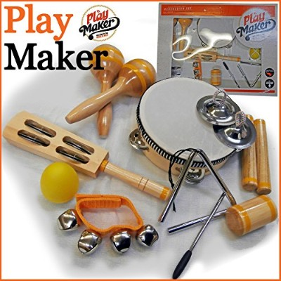 PlayMaker PMSET4 PERCUSSION SET