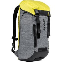 Incase Halo Courier Backpack Heather Gray/Black/Yellow(CL55580) [並行輸入品]