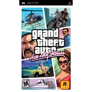 Grand Theft Auto Vice City Stories (輸入版)