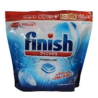 finish tablets フィニッシュタブレット 150粒 パワーキューブ 食洗機洗剤専用洗剤