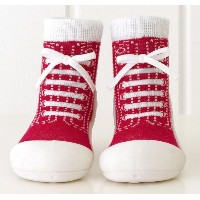 Babyfeet ベビーフィート 4. Sneakers-Red 11.5cm