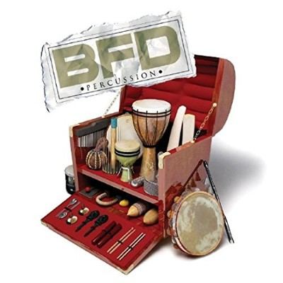 FXpansion BFD3/2 Expansion Pack Percussion ドラム拡張音源