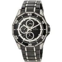 腕時計 ブローバ Bulova Men's 98C111 Crystal Multifunction Watch【並行輸入品】