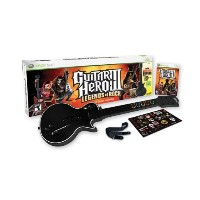 Guitar Hero III: Legends of Rock Wireless Bundle - Xbox 360 (輸入版)
