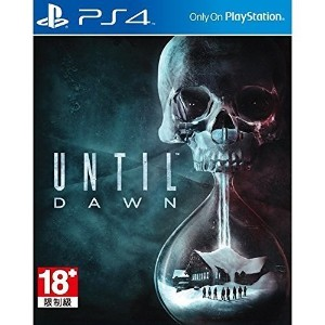 Until Dawn (Chinese & English Sub) for PlayStation 4 [PS4] (輸入版)