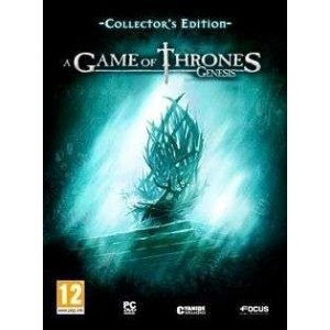 Game of Thrones: Genesis - Collectors Edition (PC DVD) (輸入版)