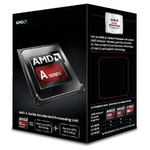 AMD 【並行輸入品】 A6-6400K Richland 3.9GHz Socket FM2 65W Dual-Core Desktop Processor AMD Radeon HD...